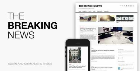 The Breaking News theme