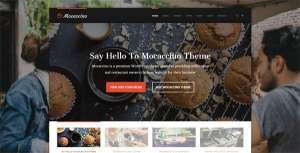 Mocaccino WordPress Theme