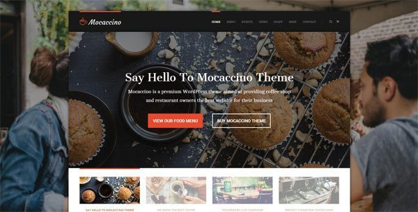 Mocaccino Theme