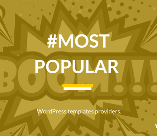 Best WordPress Themes Providers 2018