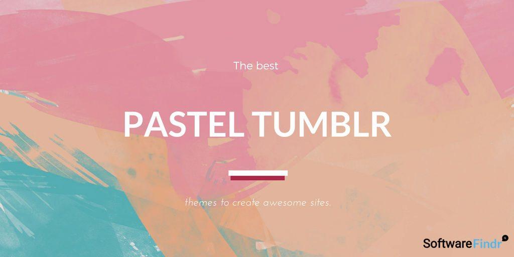 11 Free Pastel Tumblr Themes 2018 Real Time Updates
