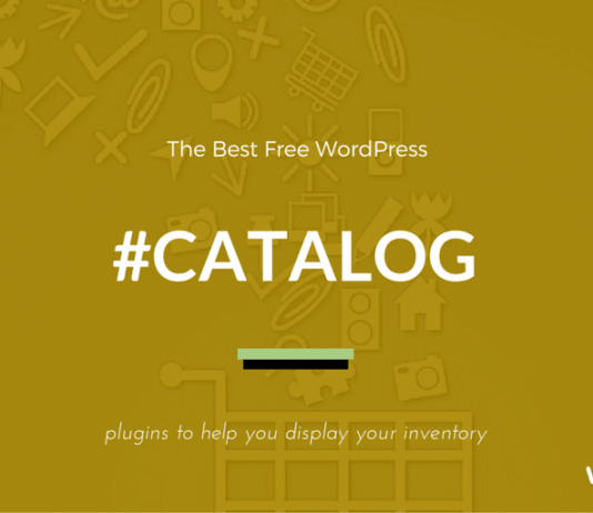 Free WordPress Product Catalog Plugins 2019 (No Shopping Cart need)