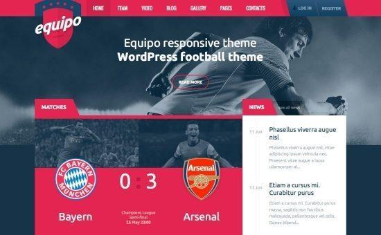 top-5-sports-WordPress-theme-Equipo