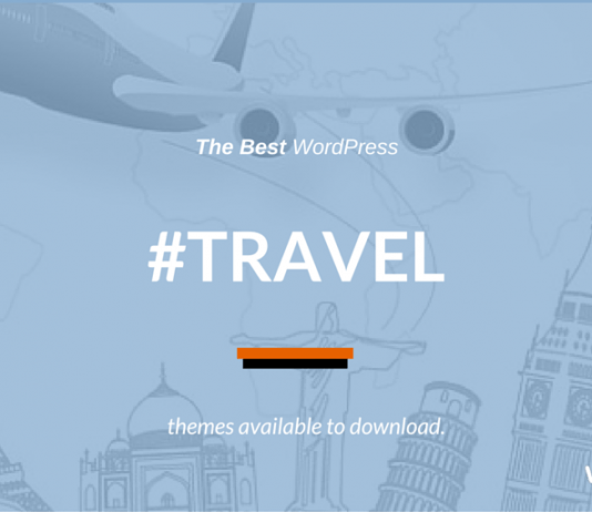 Best WordPress Travel Themes 2018