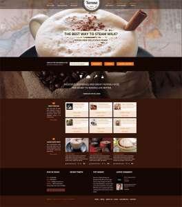 Verona WordPress Theme