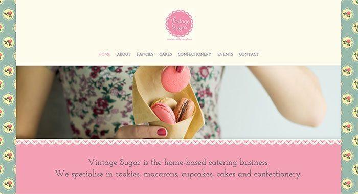 Vintage Sugar