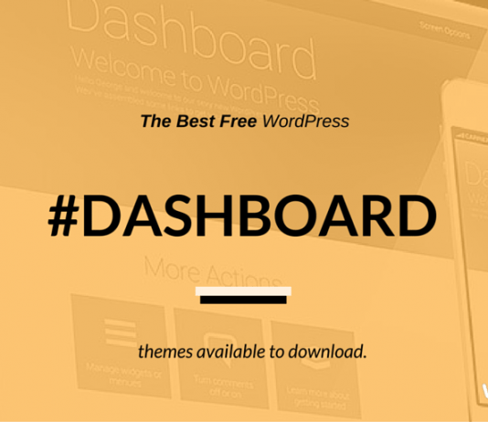 Free WordPress Admin Themes for your Dashboard 2019