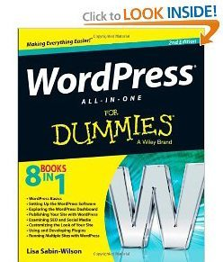 wordpress-all-in-one-for-dummies