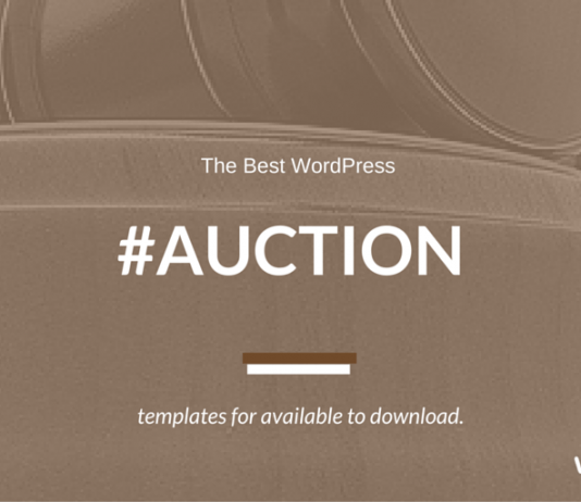 Best WordPress Auction Themes to create your own eBay site 2020