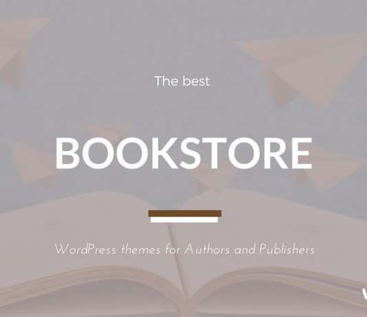 + Best WordPress Themes for Writers & Authors 2019