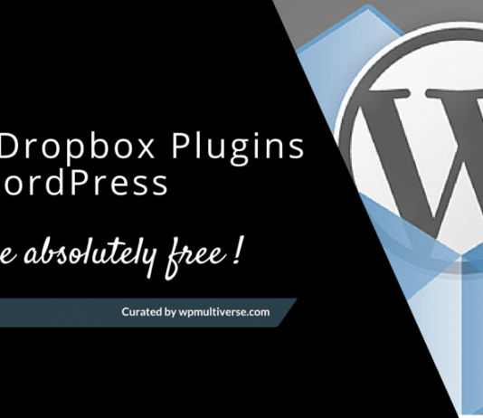 Best WordPress Dropbox Plugins Available in 2019