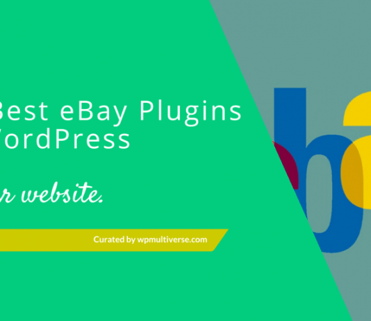 Best eBay Plugins for WordPress 2019