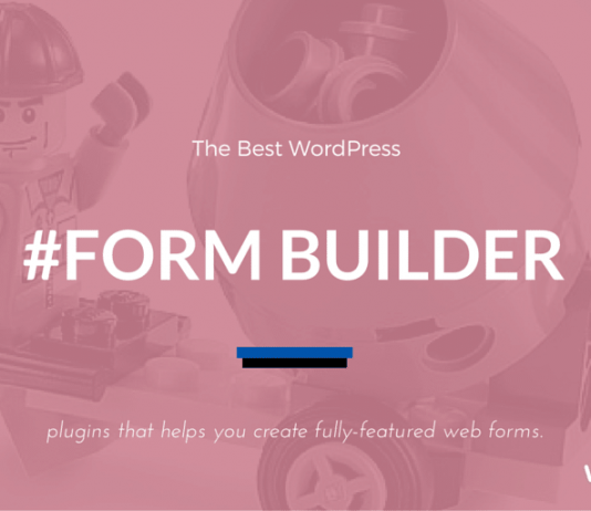 Best WordPress Form Builders (2019 Compared)