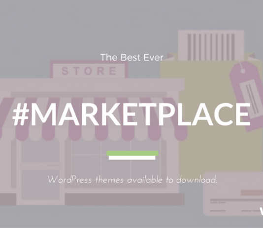 Best WordPress Marketplace Themes 2019