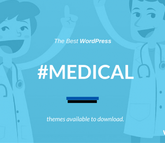 Best Medical WordPress Themes 2019