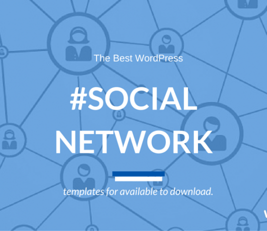Best WordPress Social Networking Themes 2020 (real-time updates)