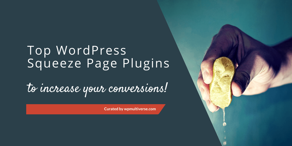 Best WordPress Squeeze Page Creator Plugins SoftwareFindr - Squeeze page templates wordpress