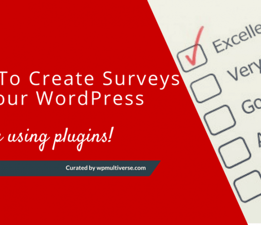 Best WordPress Survey Plugins 2020 (real-time updates)